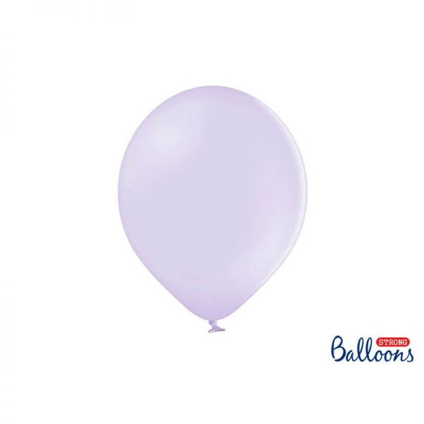 Luftballons 30cm, Pastell Lila, 10 Stück