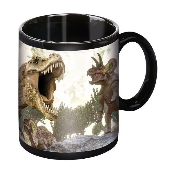 Magische Dino-Tasse