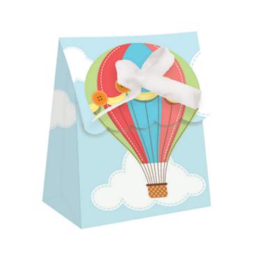Geschenkox Baby-Ballon, 12 Stück