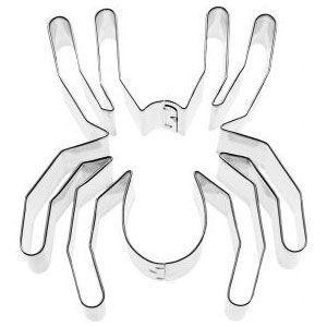 Ausstecher Spinne 9cm, Edelstahl