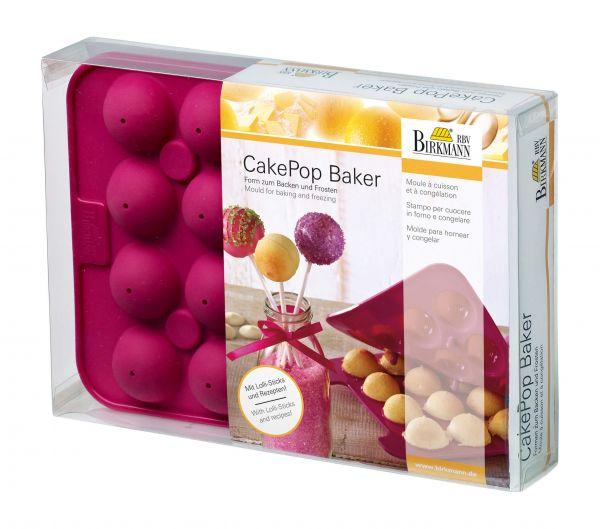 Cakepop Baker 20-fach, Silikon