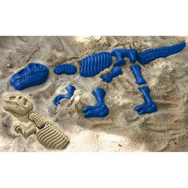 Sandform Dinosaurier