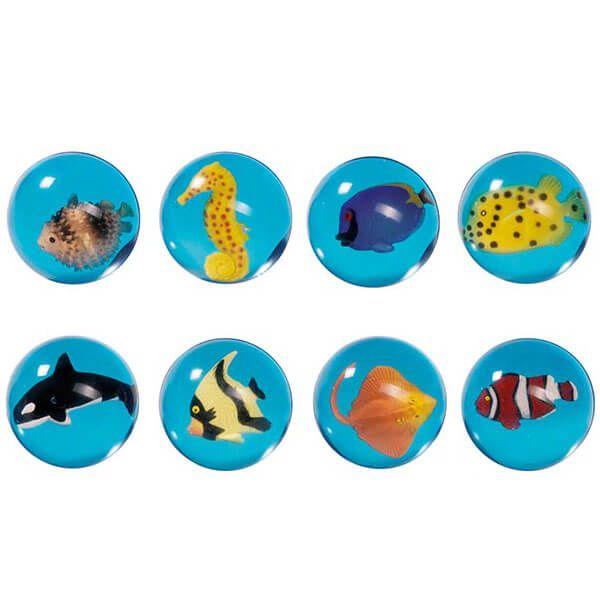 Flummi Fisch ⌀ 4,5cm
