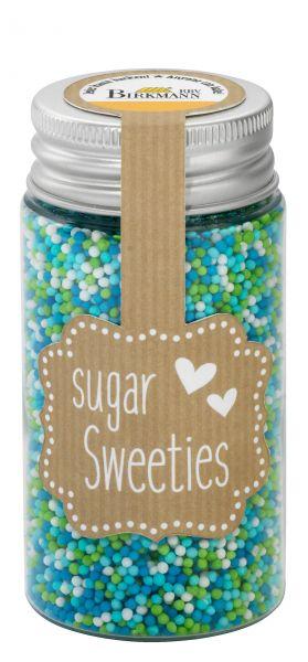 Zucker-Dekor Nonpareilles-Mix Ozean, 75g