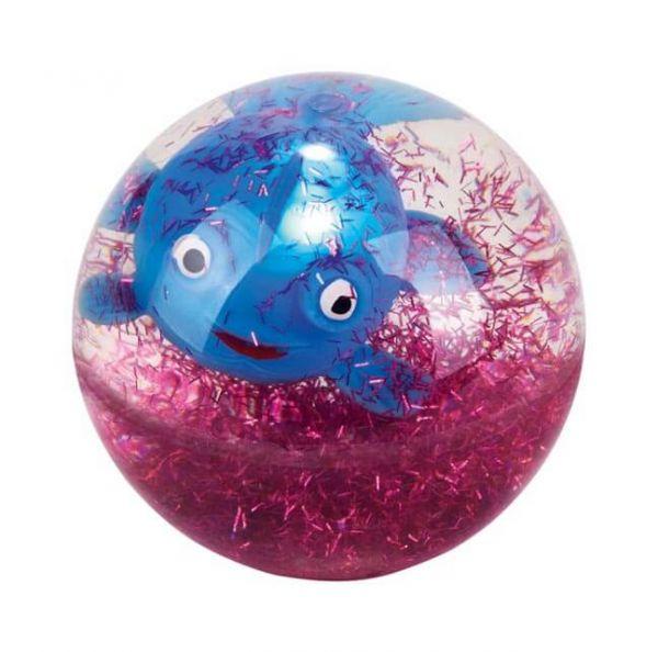 Flummi Disco-Fisch ⌀ 5,5cm