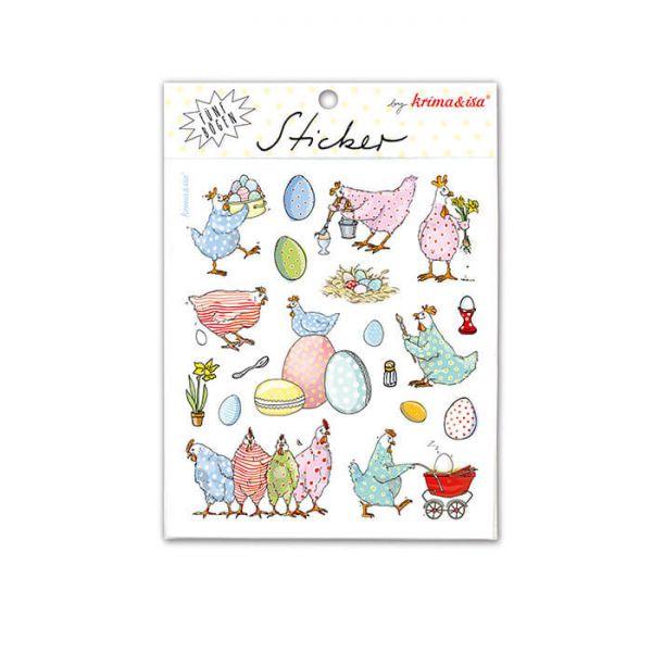 Sticker Ostern